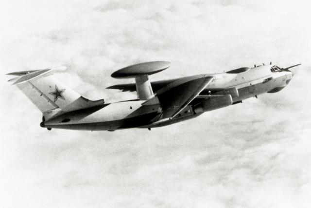 A-50 Maintstay of the Soviet Air Force