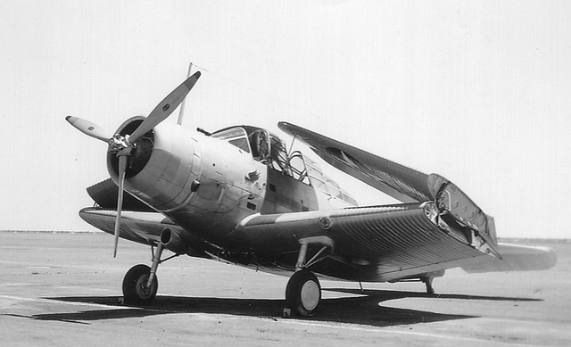 TBD-1 of VT-5 at NAS Chambers Field