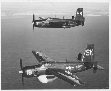 VS-25 AF-2S and AF-2W