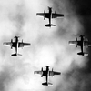 Diamond Formation of A-1H's