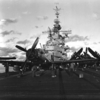 AD-4's onboard the USS Valley Forge during Korean War