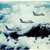 USMC FJ-4's over Mt. Fuji