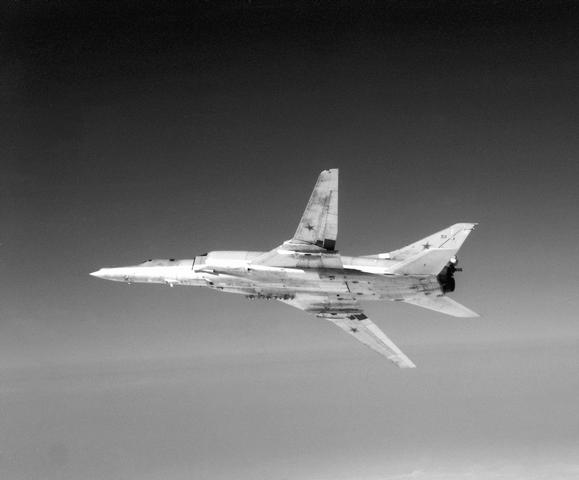 TU-22M Backfire C of AV-MF
