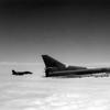 TU-22M of AV-MF and a F-14A