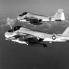 VA-75 A-6E's with AGM-78D Standard ARM