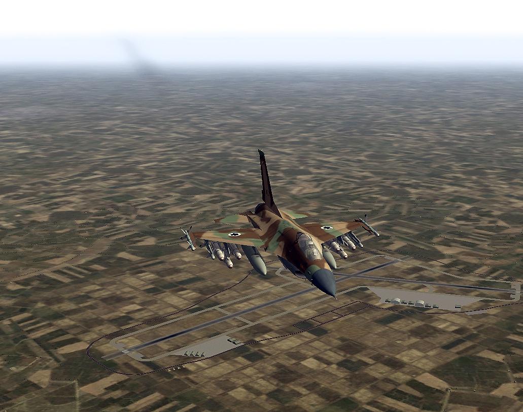 F-16A Netz Armed & Ready