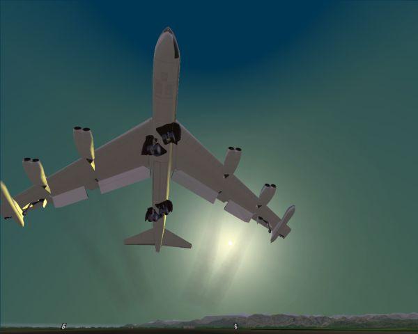 Sun-side sky modeling attempt