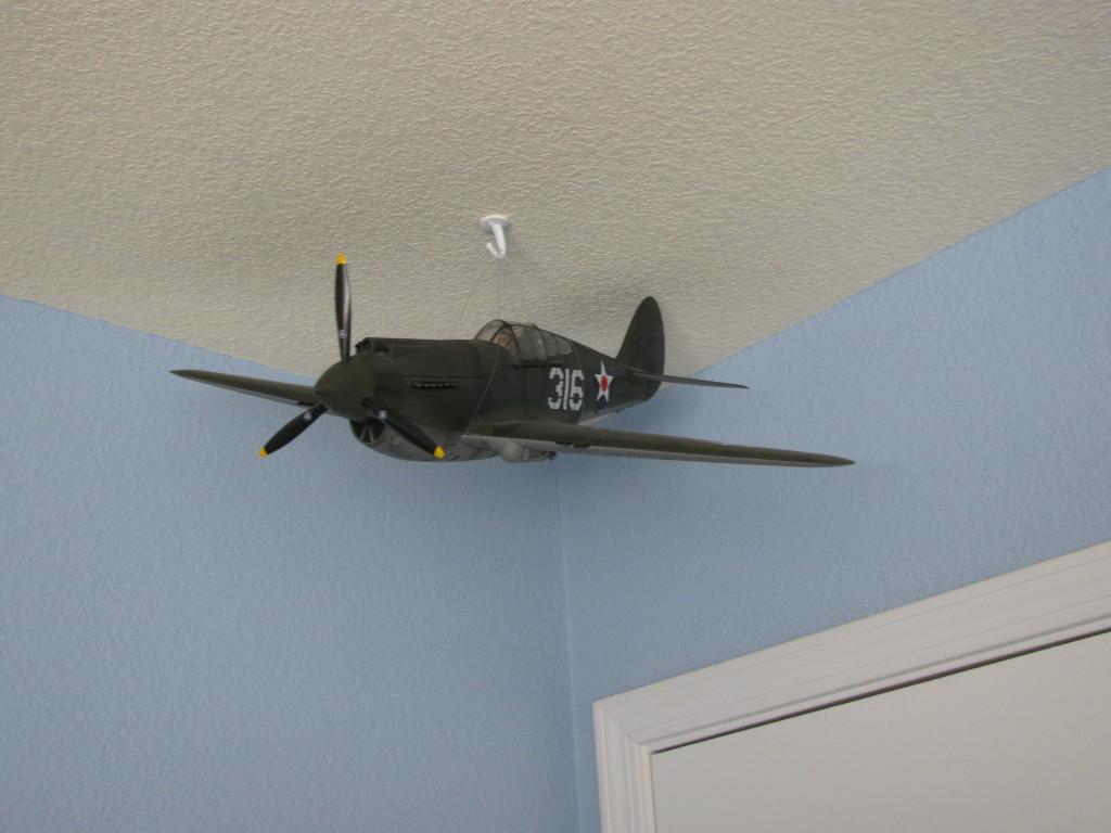 1/18 P-40 21st Century Toys