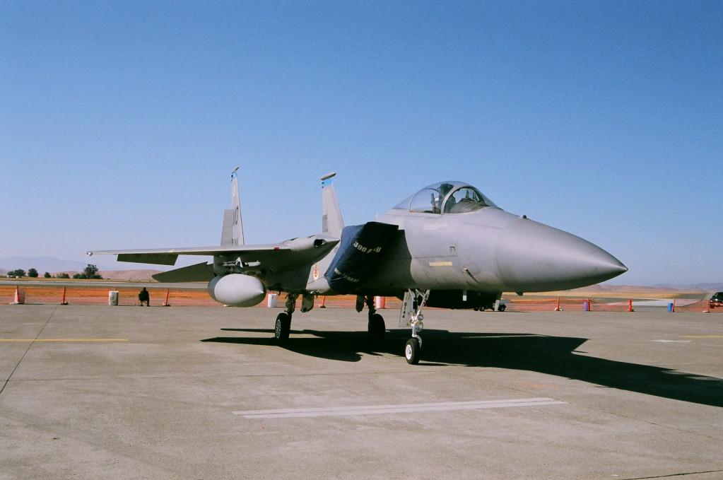 F-15 Travis AFB 2008