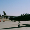 Black T-38 Travis AFB 2008
