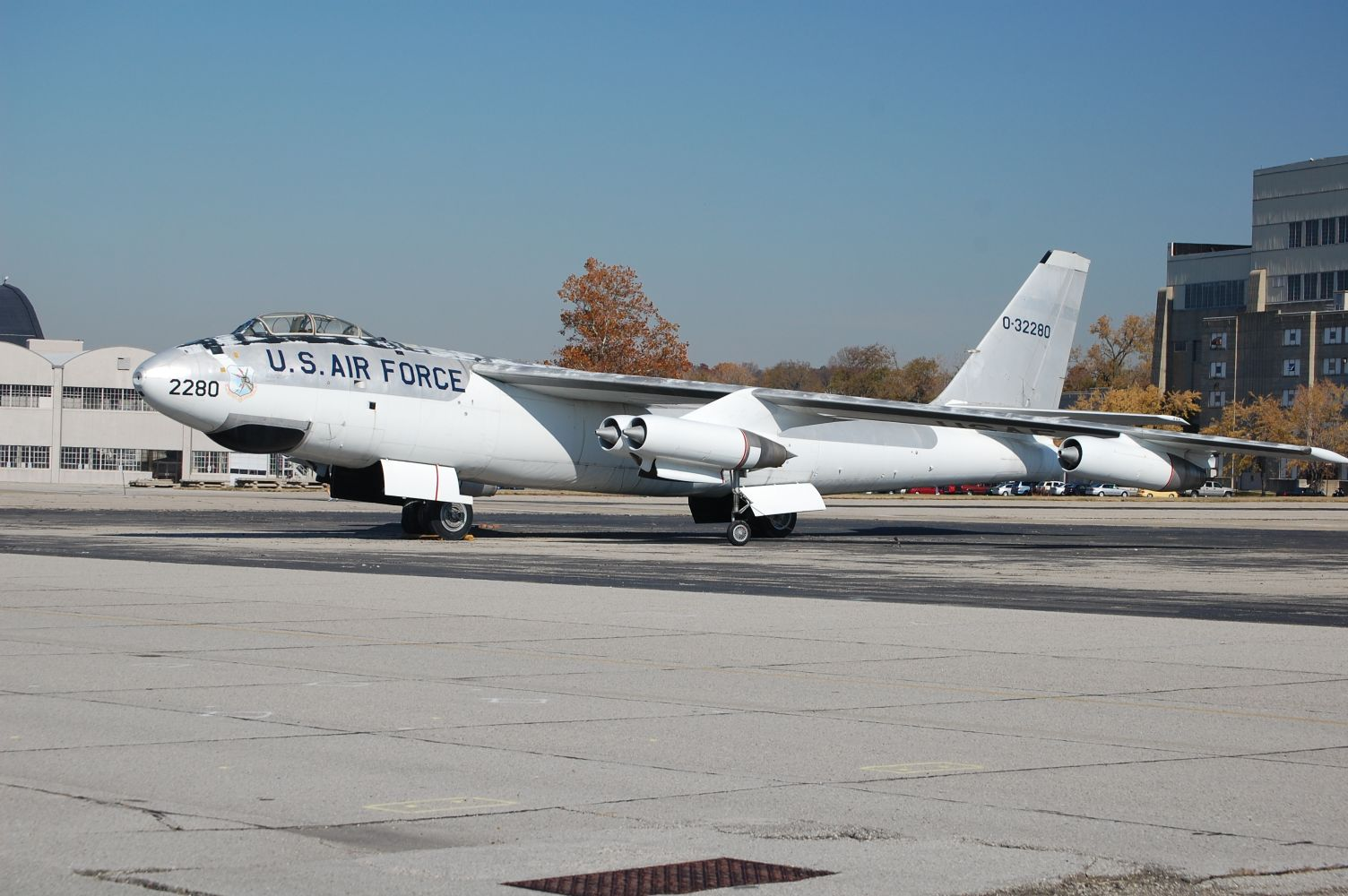 B-47E at WPAFB #2
