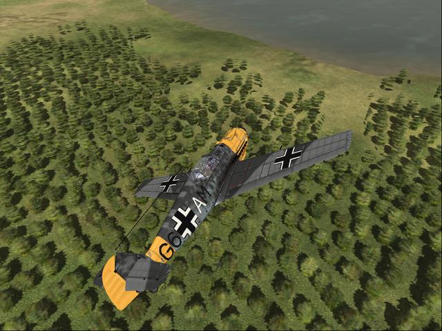 My Bf-109