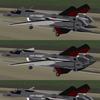 YF-19 Vectoring