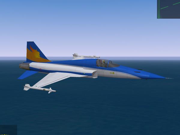 Kazama's F-5