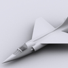 F-112 Clay Render