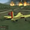 Z-37 Cmelak as Firefighter in  a civil mod