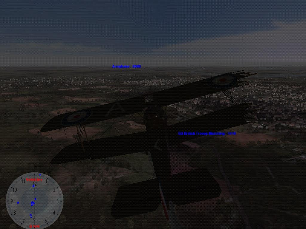 Zeps over Paris