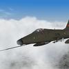 RDAF F-100D esk 7301