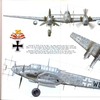 Bf-110G-4/R3, G9+WD, Stab III./NJG 1 (Martin Drewes)