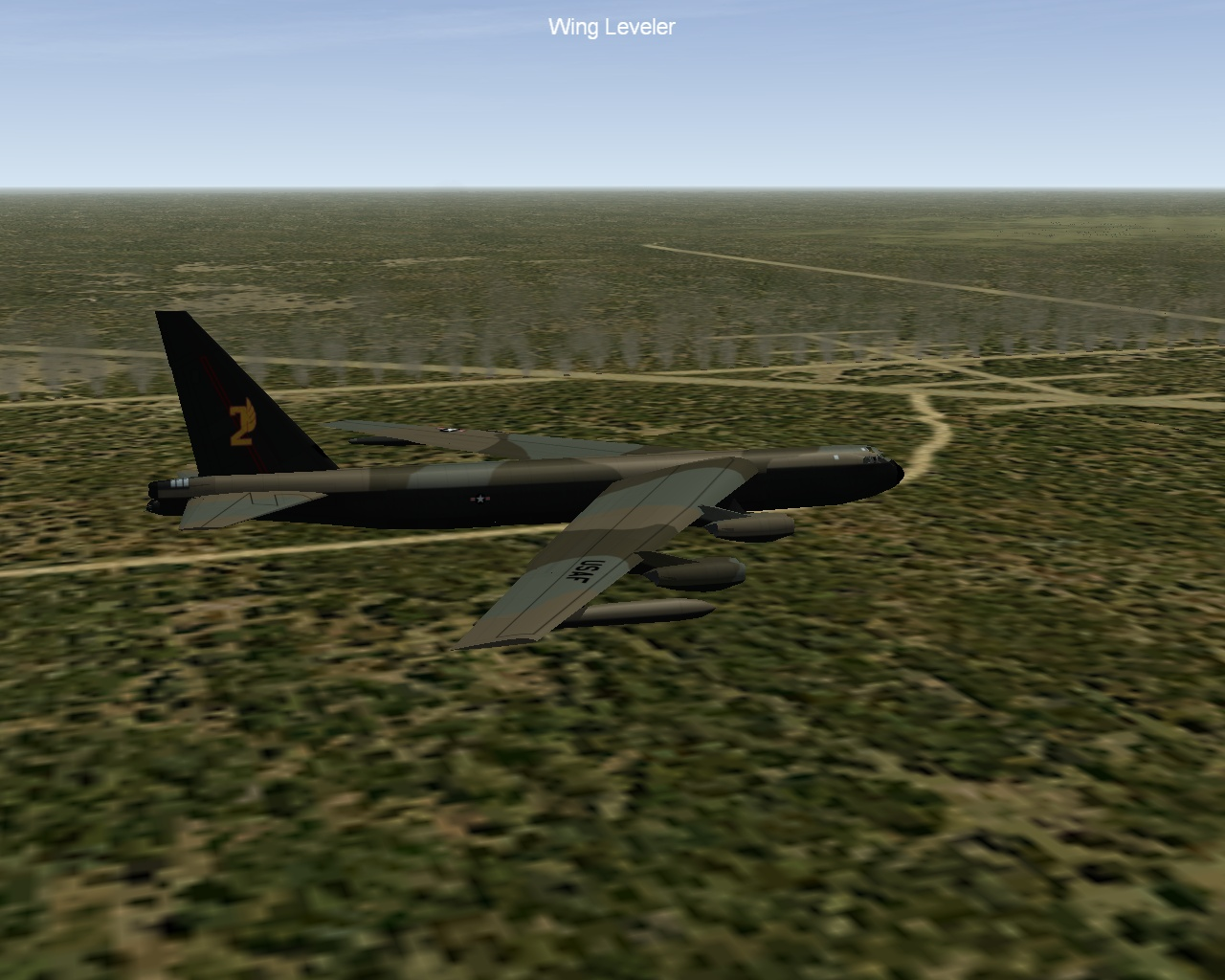 B-52D Big Belly test drop