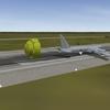 B-52D Drag Chute test