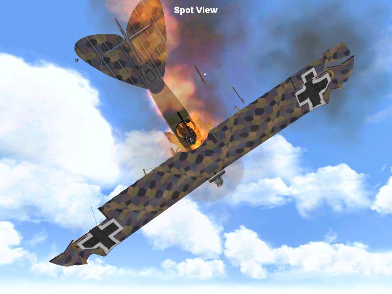 DFW Monoplane
