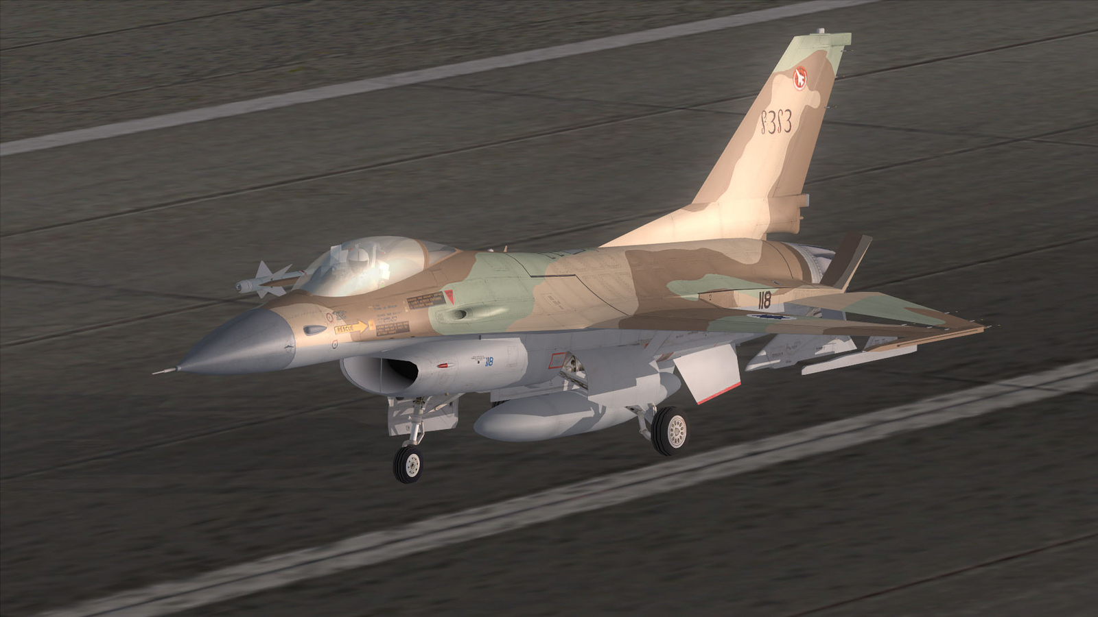 118 (Tsil-Tsal) of 117 Squadron