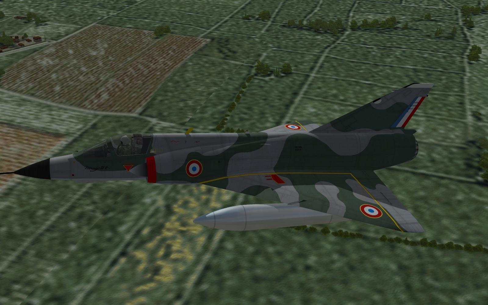 Mirage IIIE