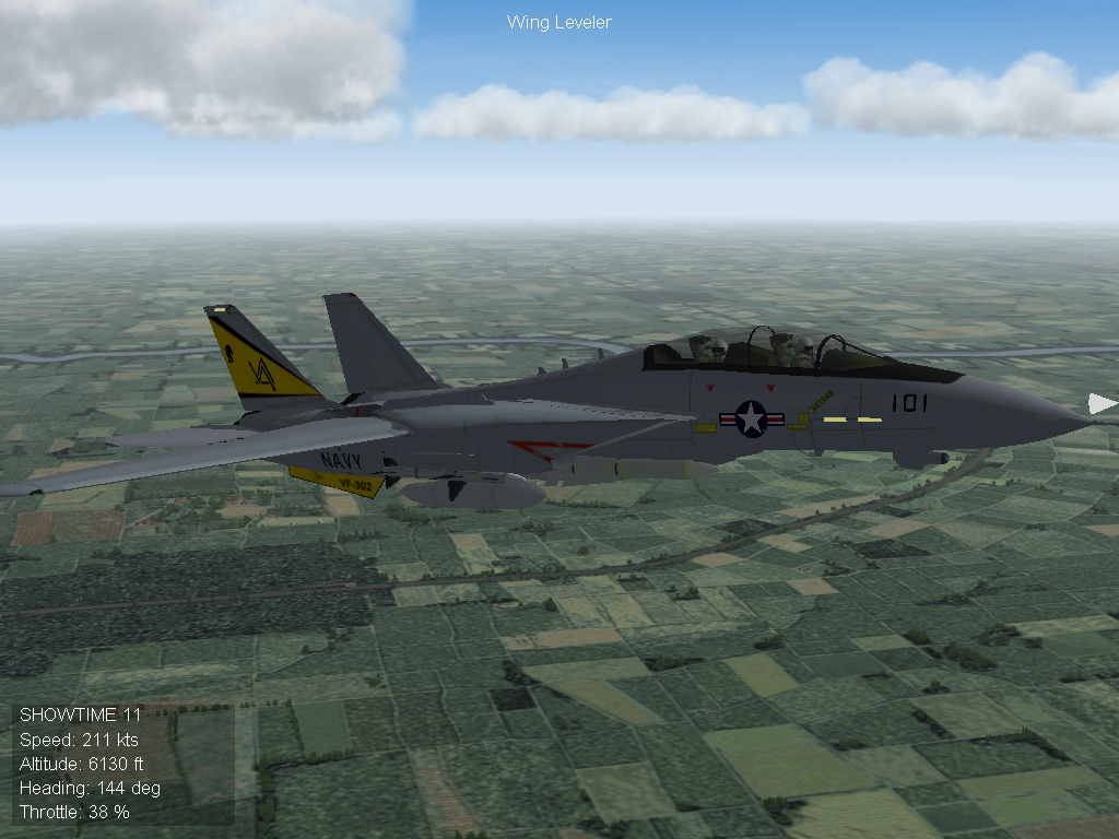 VF-302  over Europe