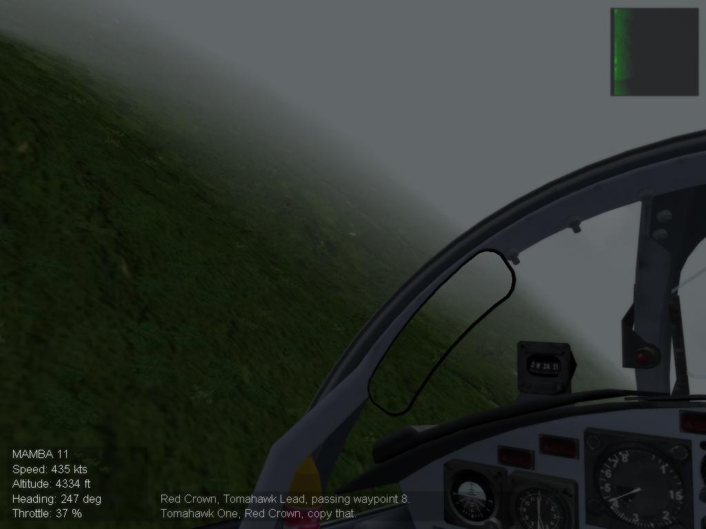 F-104 low pass in Viet-nam -WOV Air & Ground War Expansion Pack Beta