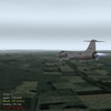 being chased by a mig 21 while on a CAP in F104A