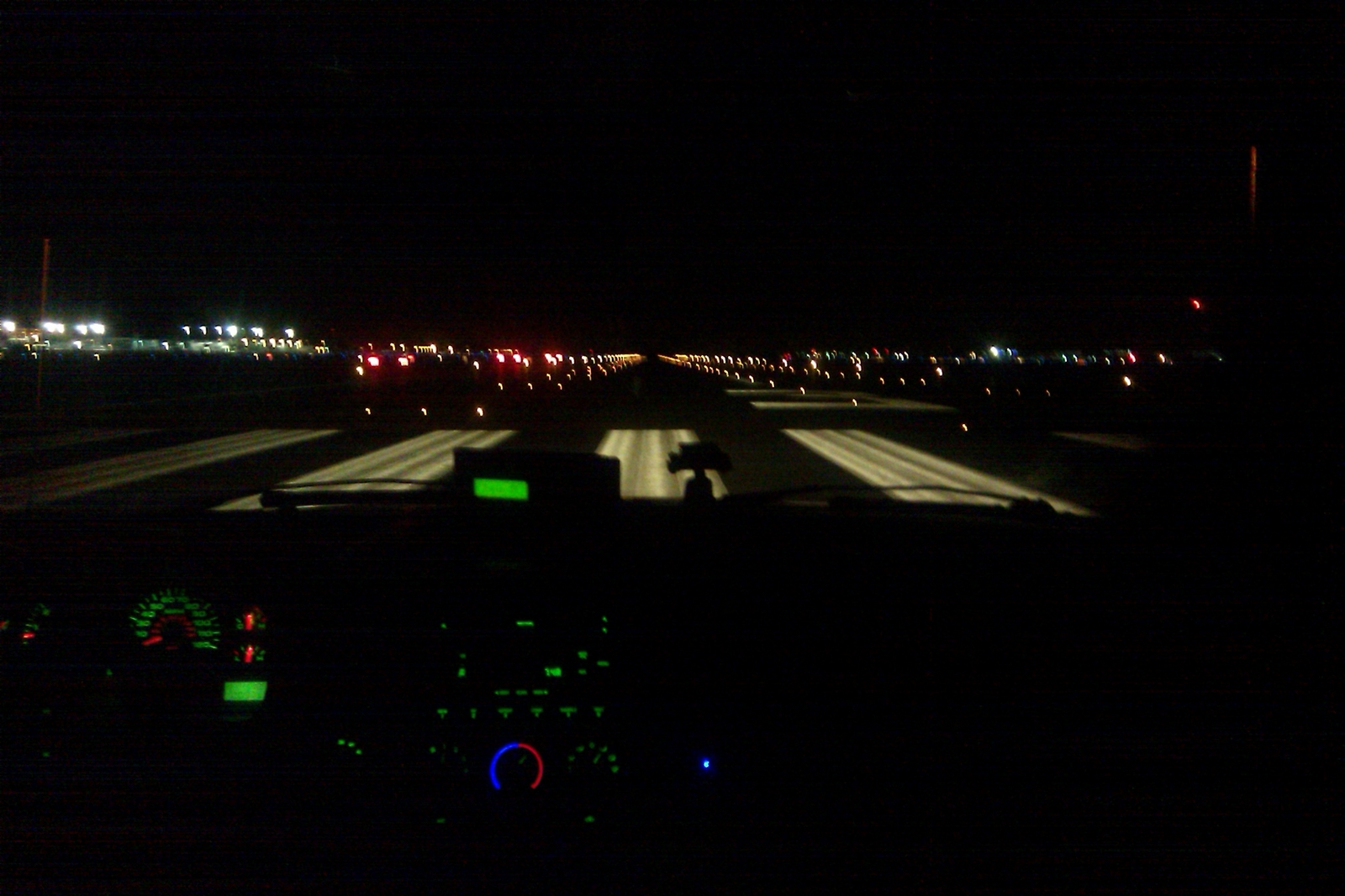 Airport Ops Night Tour
