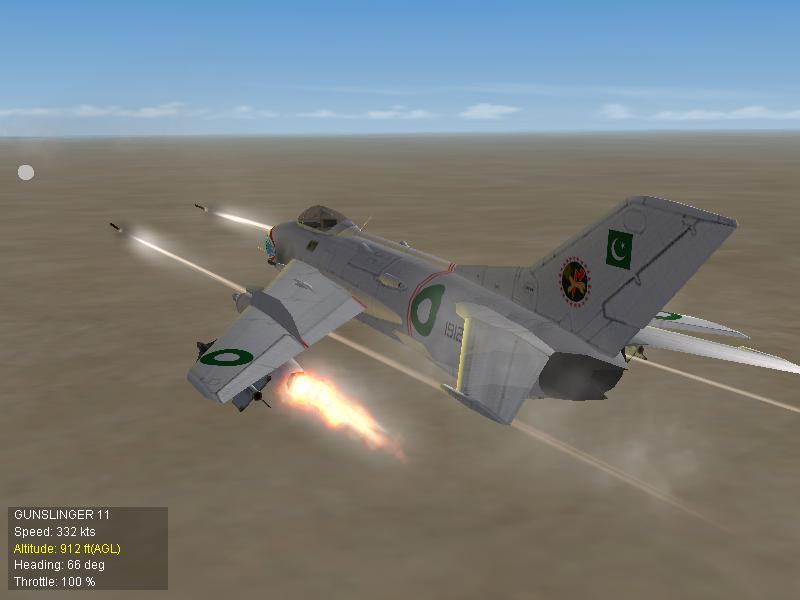 Pakistani F-6