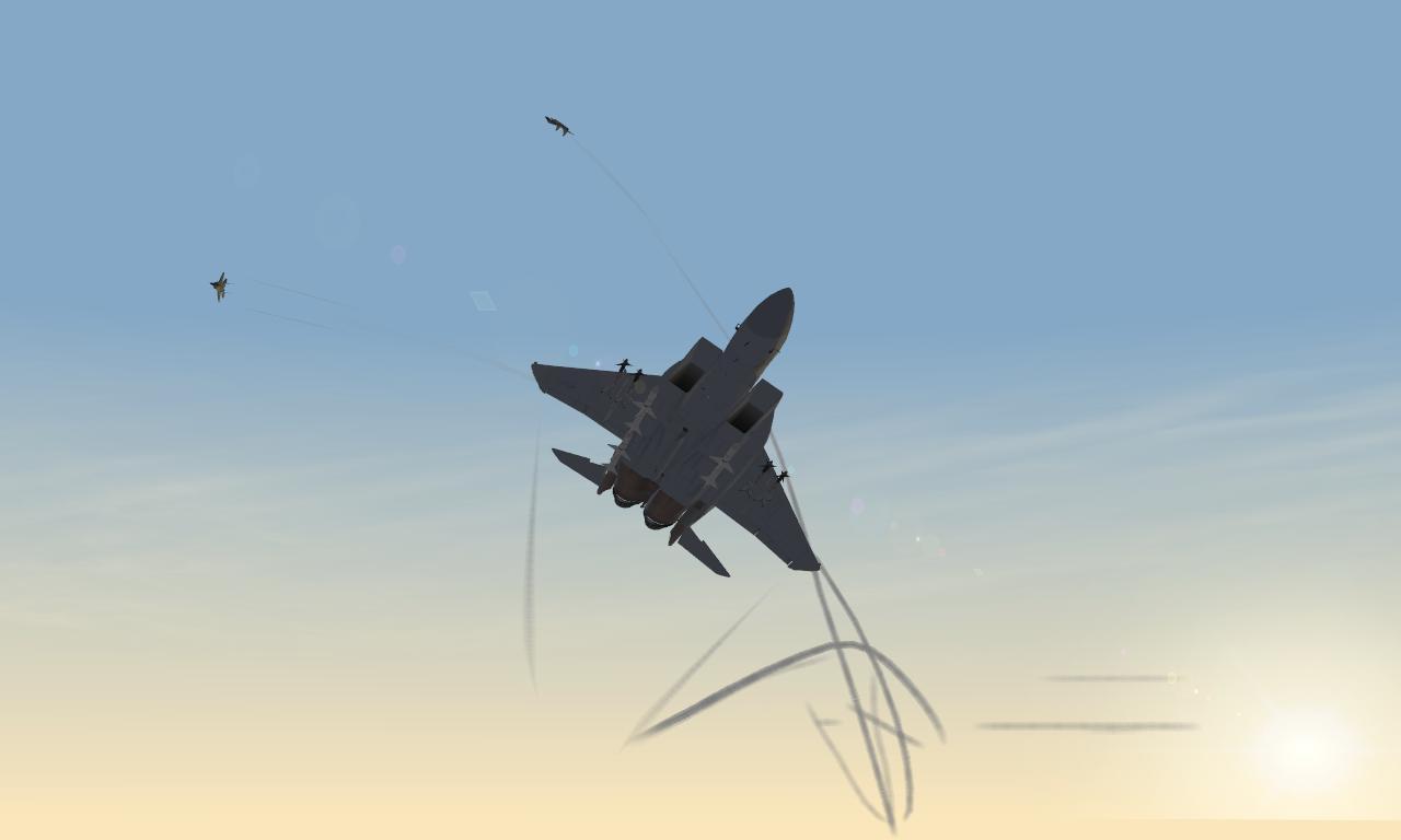 2 Iraqi mig-29's on 1 F-15.JPG