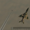 B-52 still flingin' lead even when going down.JPG