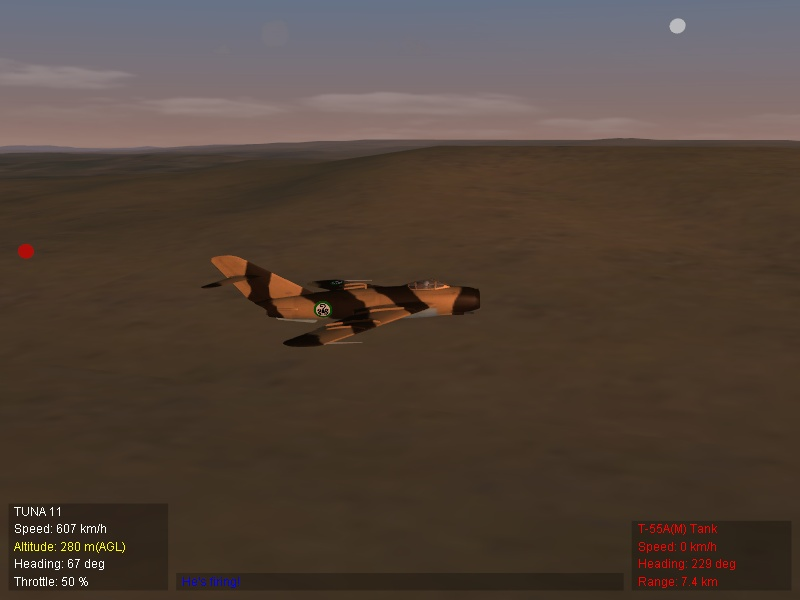 J-5 (Mig-17) SF2