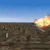 Mig-15UTI on fire!