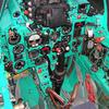 Mig-21 Fishbed cockpit