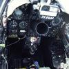 Mirage III cockpit