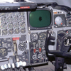 B-52G Stratofortress copilot cockpit