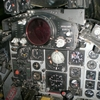 F-4 Phantom II pilot cockpit