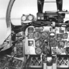 F-100 Super  Sabre cockpit