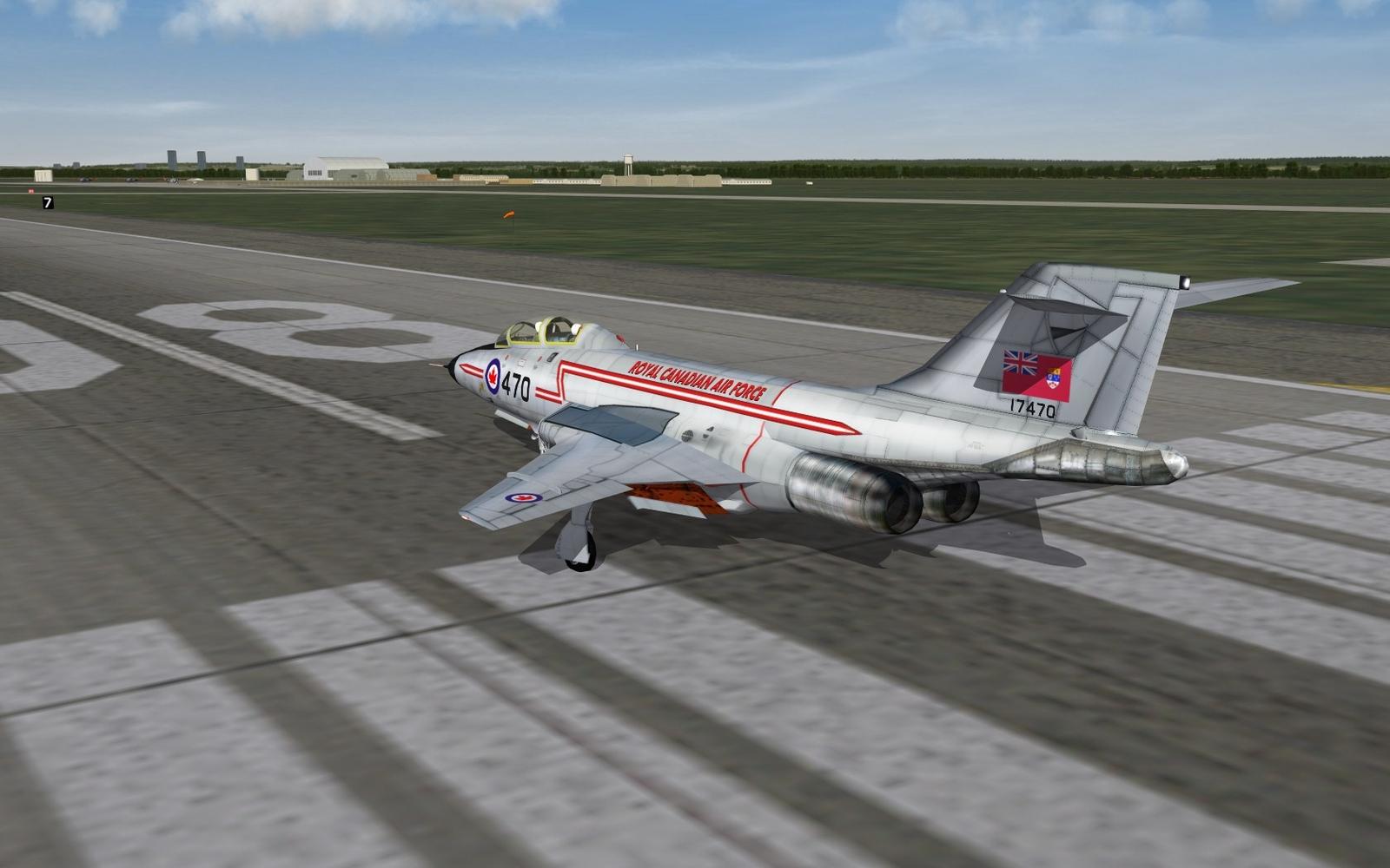 CF-101 - Generic RCAF skin - ca. 1962