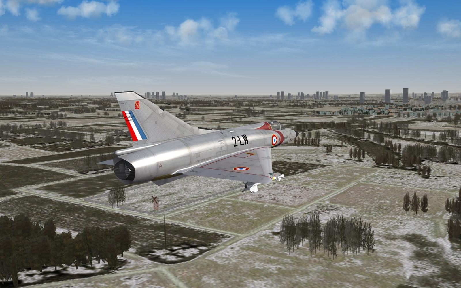 Mirage IIIC - EC 3/2 Alsace - ca. 1962