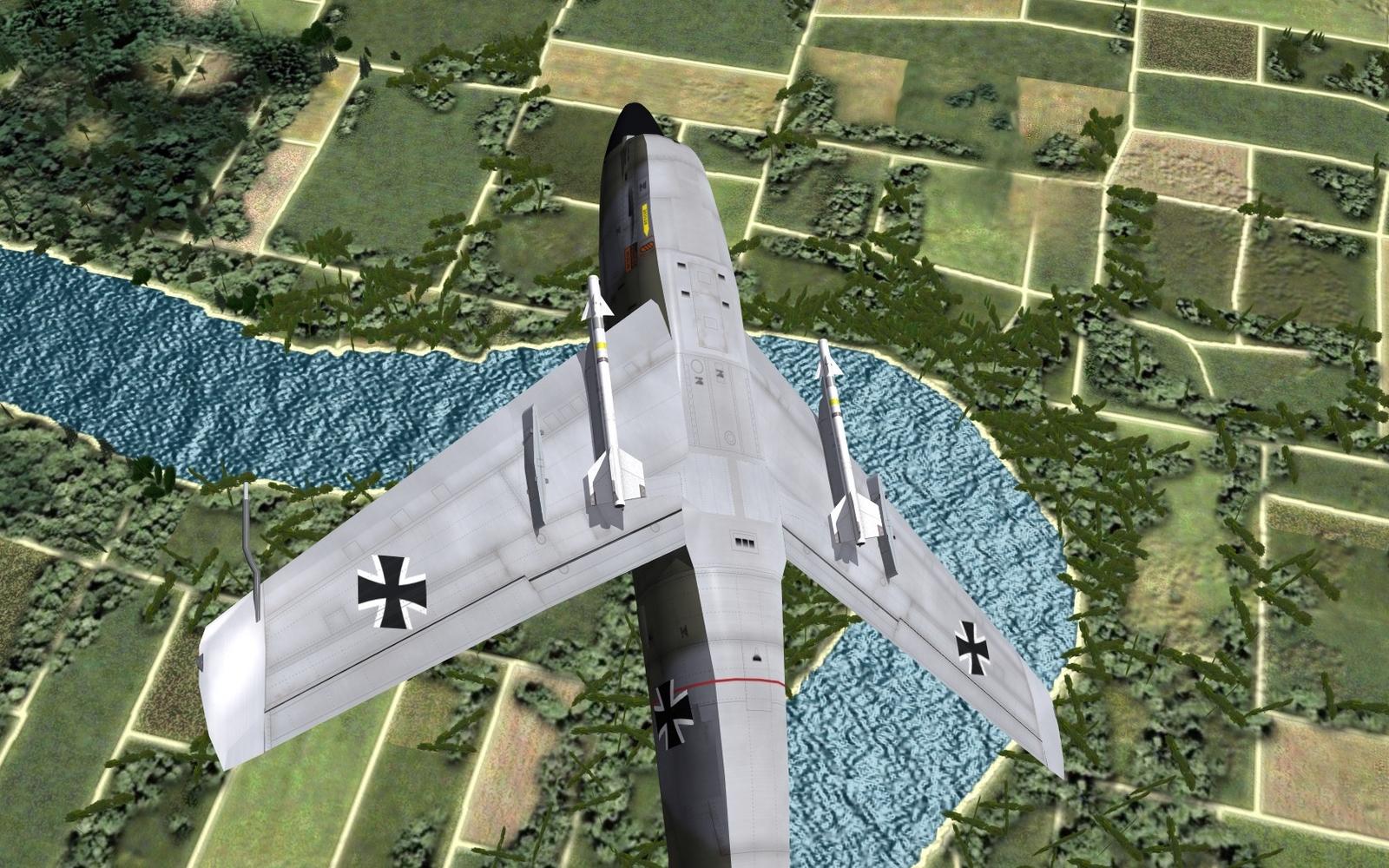 F-86K - JG 74 - ca. 1962