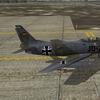 F-86K - JG 74 2/ - ca. 1962