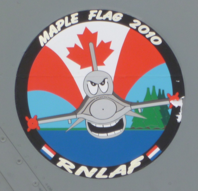 RNLAF F-16 Maple Flag