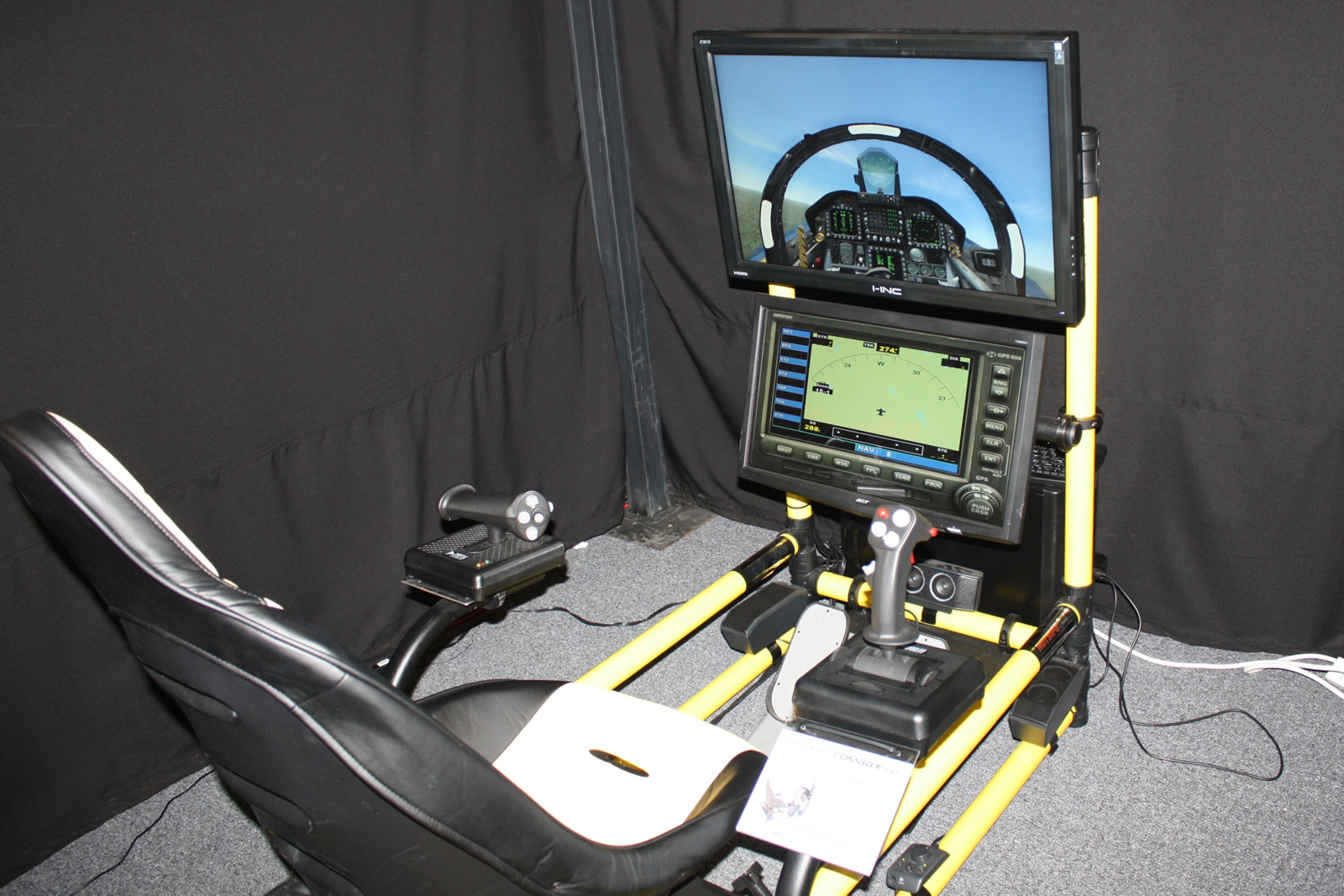 Simulation Items from EAA Airventure 2010 - Hardware Reviews