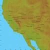 CALMEX Target Map