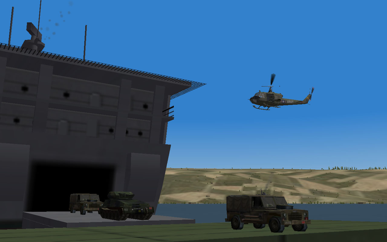 Brits arrive in Calmex.JPG